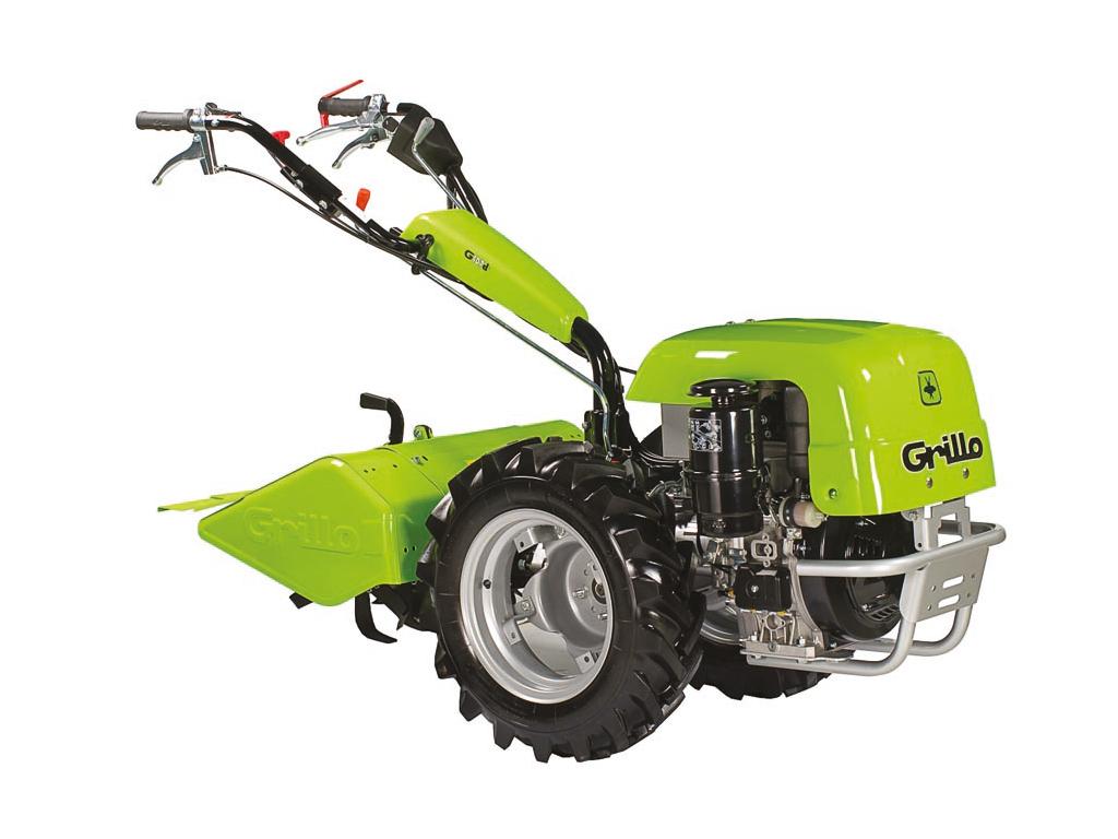 Grillo G107D - Lombardini 15LD440 Çapa Makinesi