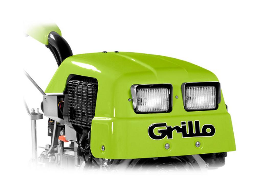 Grillo G131 Lombardini 3LD 510E Çapa Makinesi